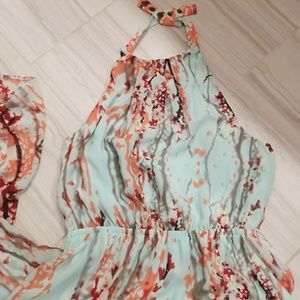 Cherry Blossom Maxi
